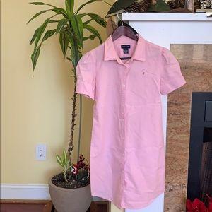 Ralph Lauren Oxford Shirtdress